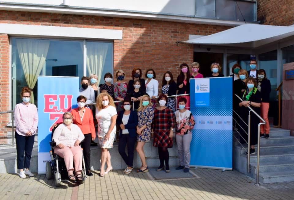 Akademie žen 2020, Brno